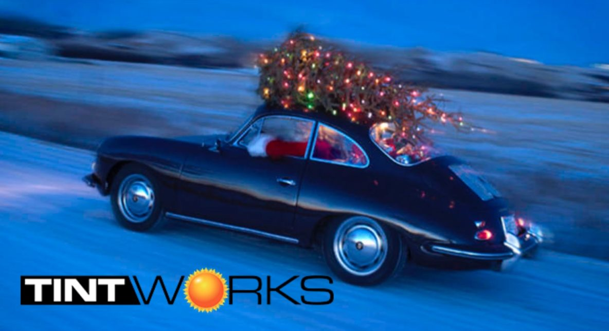 Tint Works Boston Christmas Sale!